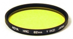 Hoya Filter HMC Yellow K2 62mm