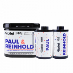 Rollei Paul & Reinhold ISO 640 35mm x 36 exp. - 2 pack