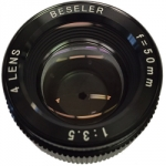 Beseler 50mm f/3.5 Enlarging Lens