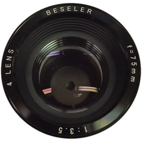 Beseler 75mm f/3.5 Enlarging Lens