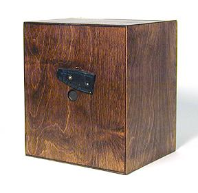 Lensless Camera Company 8x10 Wood Camera (150mm Wide-Angle Focal Length)