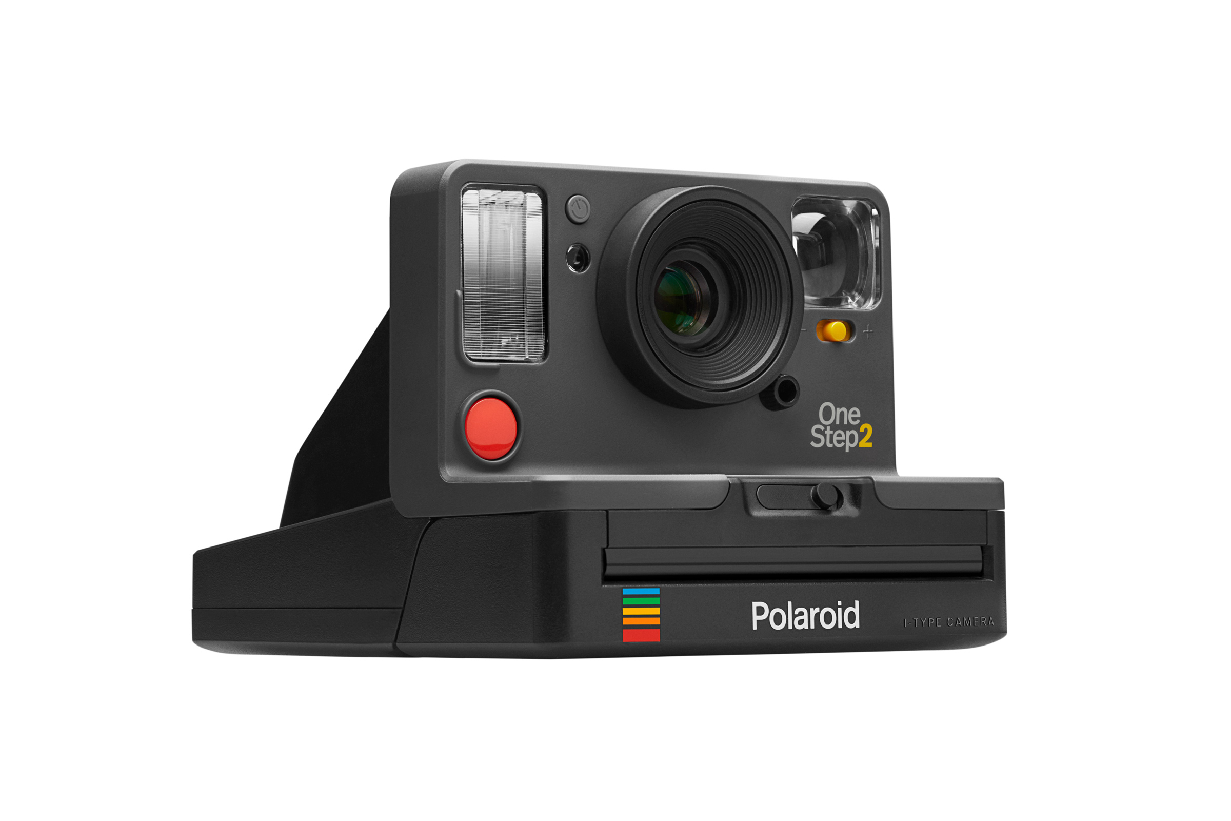 Polaroid onestep 2 i type camera graphite freestyle for Camera and camera