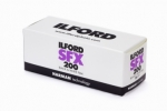 Ilford SFX 200 ISO 120 size (Extended-Red Sensitivity)