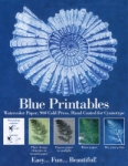 Blueprint Printables Design & Print Pre-Coated Cyanotype Watercolor Paper 8x10 in. - 12 Pack