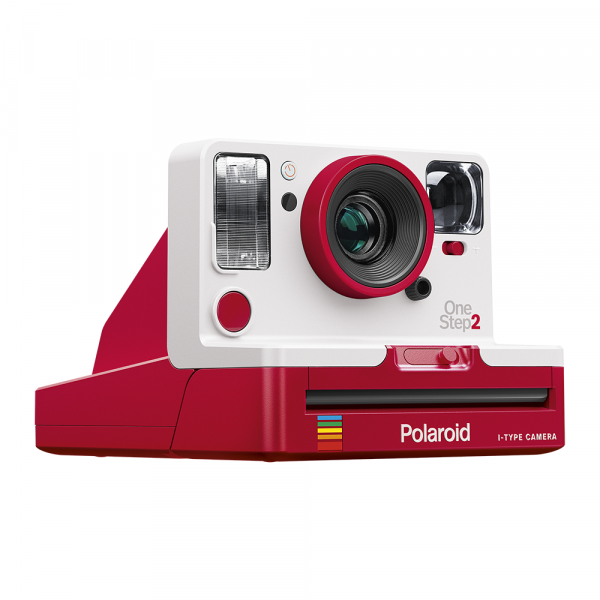 Polaroid OneStep 2 i-Type Camera w/ Extended View Finder - Red