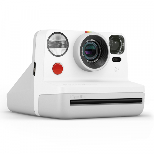 Polaroid Now i?Type Instant Camera - White