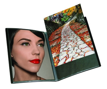 Itoya Art Profolios are made with archival safe construction and acid-free mounting paper.