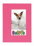 Skutr Selfie Photo Album for Instax Mini Photos - Small (Pink)