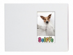 Skutr Selfie Photo Album for Instax Mini Photos - Large (White)
