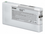 Epson UltraChrome HD Light Light Black Ink Cartridge (T913900 ) for SureColor® P5000 - 200ml