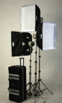 JTL TL-2250 Everlight Kit with Wheeled Case - Continous