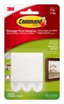 3M Command™ Medium Picture Hanging Strips - 6 pack