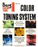 Berg Professional Toning Kit with 10 colors