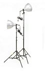 RPS 2 Light Studio Floodlight Kit
