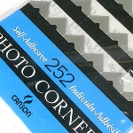 Canson Self Adhesive Paper Photo Corners 5/8