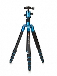 MeFoto Transfunctional Travel Tripod Kit - Blue
