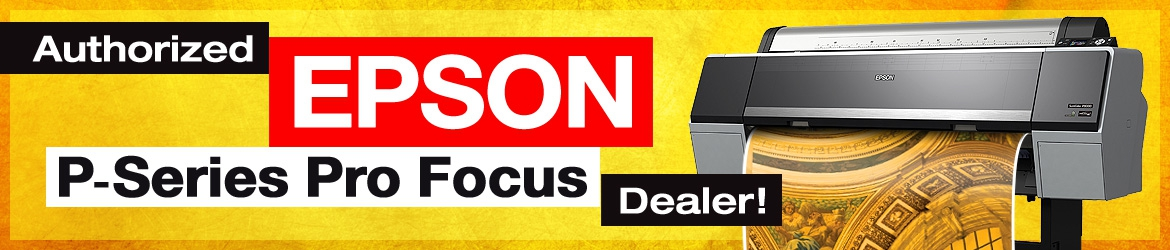 Authorized Epson P-Series Pro Focus Dealer
