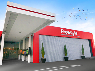 Freestyle Photographic Supplies - Hollywood, California